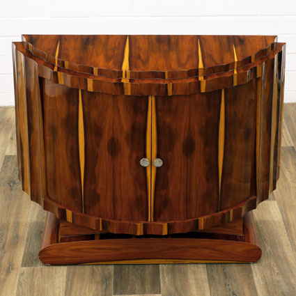 Art Deco Entrance Cabinet