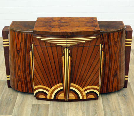 Art Deco Entrance Buffet Cabinet