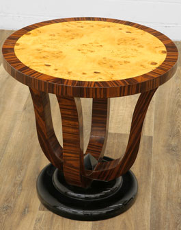 Art Deco Side Table - Beistelltisch