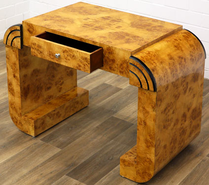 Art Deco Ladies Desk - Schubladentisch