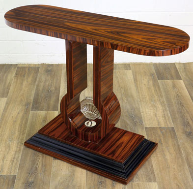 Art Deco Ocean Liner Table