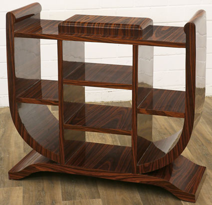 Jazz Age REGAL - ART DECO Bookcase
