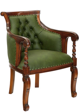 Classical Library Chair