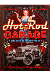 Hot Rod Garage Service