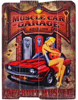 MUSCLE CAR ~GARAGE~